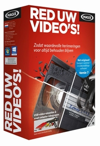 Red uw Video's van Magix