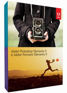 Adobe Photoshop + Premiere Elements 11