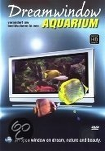 DVD Aquarium in HD kwaliteit